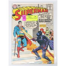 SUPERMAN # 124 ORIGINAL COVER