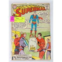 SUPERMAN # 158 1ST NIGHTWING 1ST FLAMEBIRD