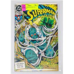 SUPERMAN MAN OF STEEL # 18 DOOMSDAY