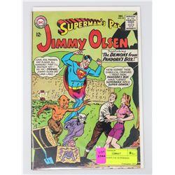 JIMMY OLSEN # 81 SUPERMAN