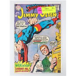 JIMMY OLSEN # 109 SUPERMAN