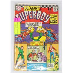SUPERBOY # 129 GIANT SIZE