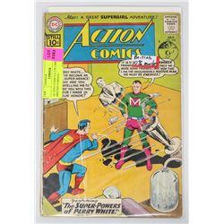 ACTION COMICS # 278 LIMITED BRITISH VARIANT