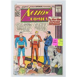 ACTION COMICS # 288 ORIGIN SUPERGIRL RE-TOLD MON-E
