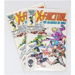 X-FACTOR # 5 TWO 1ST CAMEO APOCALYPSE X 2