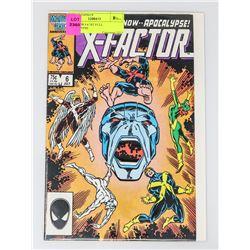 X-FACTOR # 6 1ST FULL APOCALYPSE