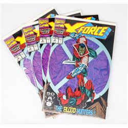 UNCANNY X-FORCE # 2 2ND DEADPOOL 4 TIMES ISSUE