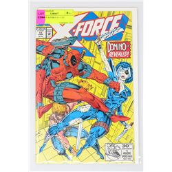 UNCANNY X-FORCE # 11 1ST DOMINO