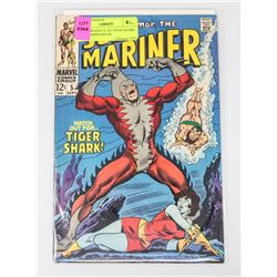 SUB MARINER # 5 1ST TIGER SHARK & 2 1ST APPERANCES