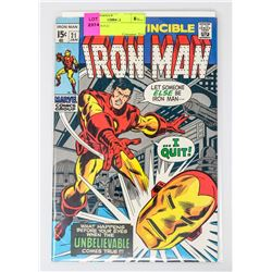 IRON MAN # 21