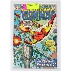 IRON MAN # 31