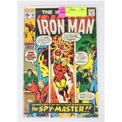 IRON MAN # 33