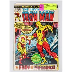IRON MAN # 48