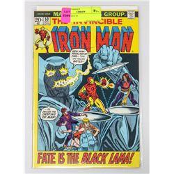 IRON MAN # 53