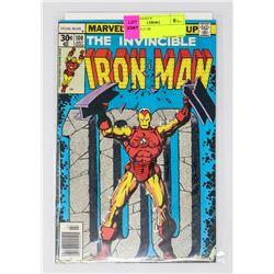 IRON MAN # 100