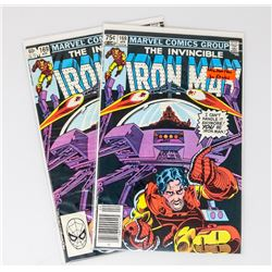 IRON MAN # 169 NEW IRON MAN TWO ISSUES 2 X