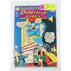 DETECTIVE COMICS # 322 BATGIRLS ONLY APPERANCE