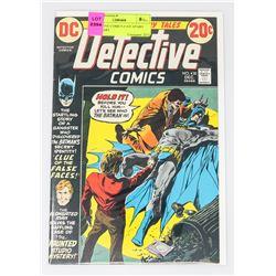 DETECTIVE COMICS # 430 APARO COVER ART