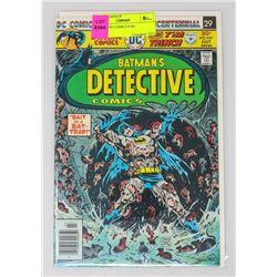 DETECTIVE COMICS # 461