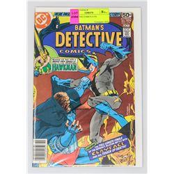 DETECTIVE COMICS # 479