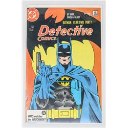 DETECTIVE COMICS # 575 TO # 578 SET YEAR TWO