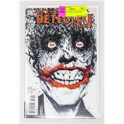 DETECTIVE COMICS # 880 VERY SCARCE