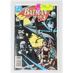 BATMAN # 436 1ST TIM DRAKE