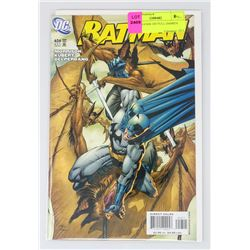 BATMAN # 656 1ST FULL DAMIEN