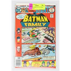 BATMAN FAMILY # 6 1ST JOKER'S DAUGHTER