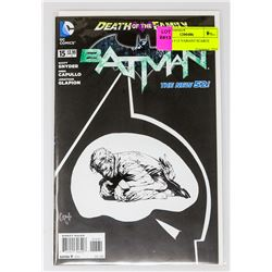 BATMAN # 15 VARIANT SCARCE