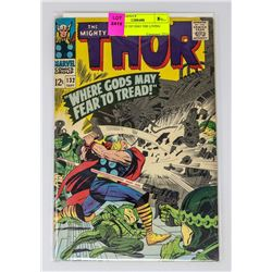 THOR # 132 1ST EGO THE LIVING PLANET