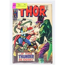 THOR # 146 ORIGIN OF INHUMANS