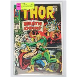 THOR # 147 ORIGIN OF INHUMANS CONTINUED
