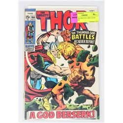 THOR # 166 2ND FULL HIM ADAM WARLOCK