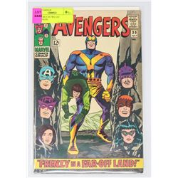 AVENGERS # 30 TWO 1ST APPERANCES