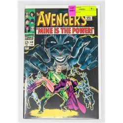 AVENGERS # 49