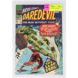 DAREDEVIL # 25 1ST LEAP FROG