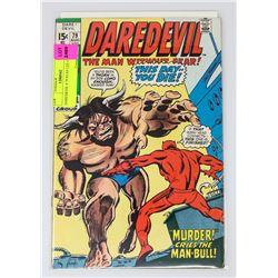 DAREDEVIL # 79 STAN LEE CAMEO