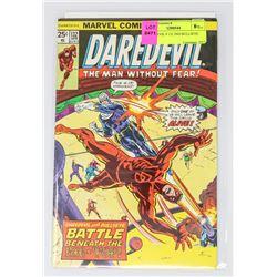 DAREDEVIL # 132 2ND BULLSEYE