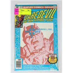 DAREDEVIL # 167