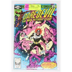 DAREDEVIL # 169 2ND ELEKTRA