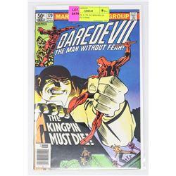 DAREDEVIL # 170 1ST KINGPIN IN DAREDEVIL COMIC