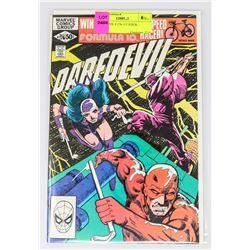 DAREDEVIL # 176 1ST STICK