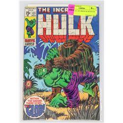 HULK # 121 1ST ORIGIN & DEATH OF BLOB