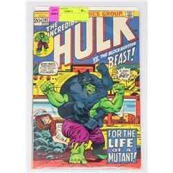HULK # 161