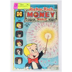 RICHIE RICH MONEY WORLD # 1