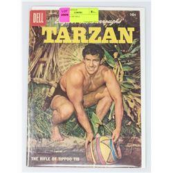 TARZAN # 100 DELL