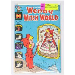 WENDY WITCH WORLD # 38 GIANT SIZE