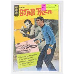 STAR TREK # 2 PHOTO COVER SCARCE