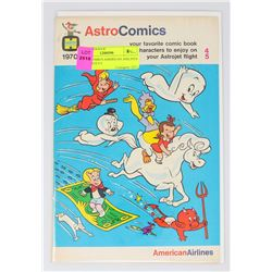 ASTRO COMICS AMERICAN AIRLINES EXCLUSIVE # 2